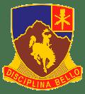 Wyoming National Guard symbol