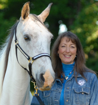 Debi Metcalfe of Stolen Horse International
