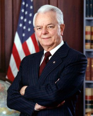 Sen. Robert Byrd (D-WV) Official Portrait