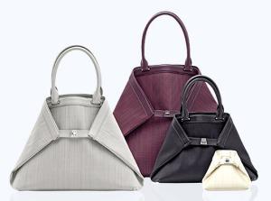 Akris horsehair handbags. Photo: Ecouterre.com.