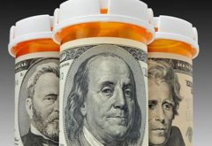 Pharmaceutical Industry: A prescription for money.