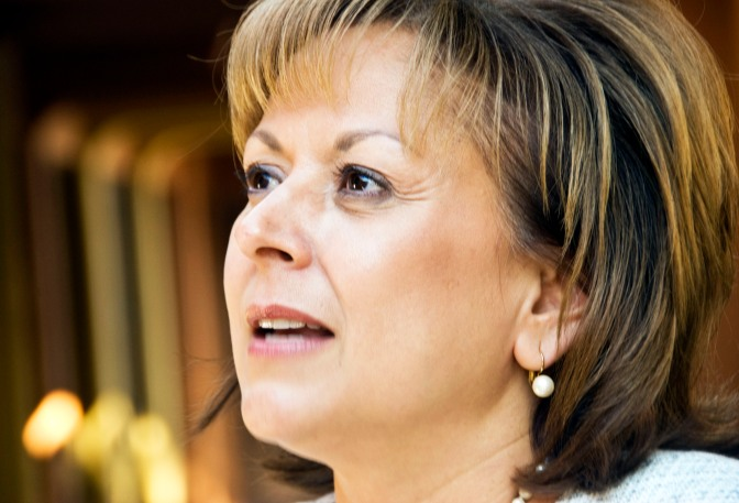 Governor Susana Martinez of New Mexico