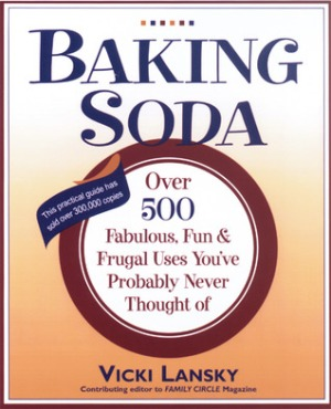 Fab baking soda uses book cover.