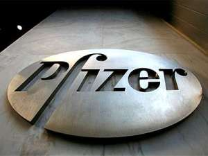 Pfizer Logo. Google image.