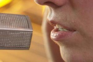 Internet microphone. Google Image.