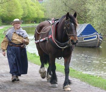 Bilbo Baggins and Sue Day. Source image.