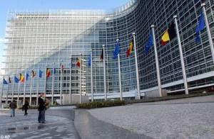 EU Commission Building. Google Image.