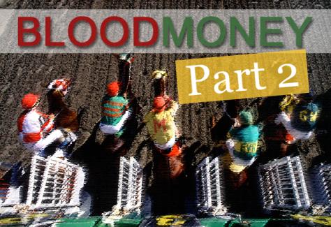 Blood Money by Jane Allin Part 2 Money
