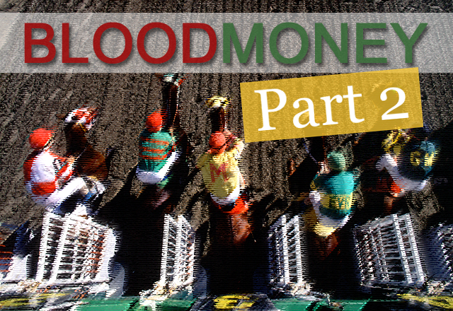 Blood and Money by Jane Allin Part 2 Money