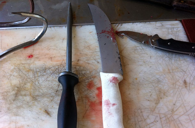 Slaughter tools. Google image.