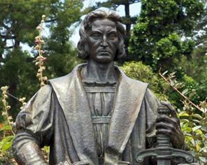Statue of Christopher Columbus. Photo Credit: Wikimedia