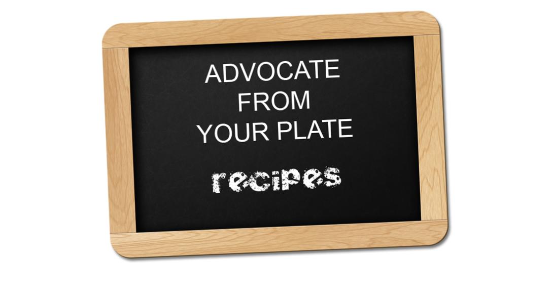 AFYP Recipe Board