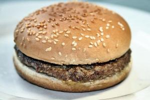 Beef burgers, such as Tesco's Value Range sold in the UK, have tested for traces of horse meat. Photo: The Times (UK).