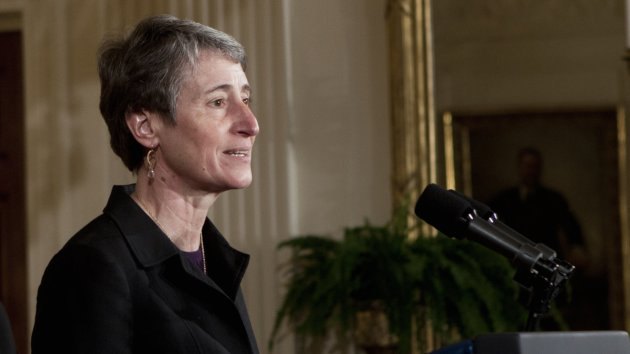 Sally Jewell. Getty Images.