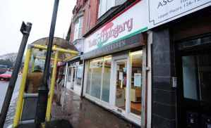 PHOTO: LIVERPOOL ECHO Taste of Hungary in South Road, Waterloo, where horse meat has been discovered.