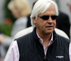 Bob Baffert. Photo by Rob Carr/Getty Images.