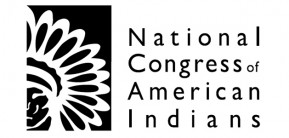 National Congress of American Indians logo.
