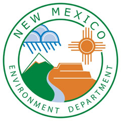 New Mexico Environment Department Logo. Google image.