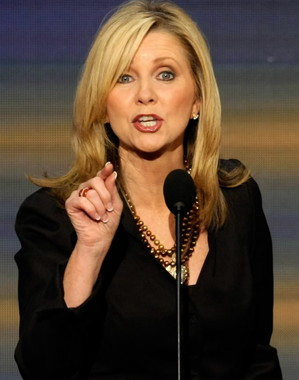US Congresswoman Marsha Blackburn. Photo: StoptheCap.com.