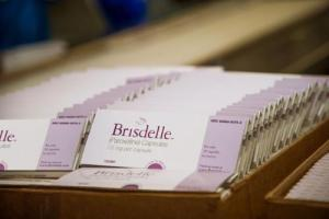 Brisdelle(TM) (Paroxetine) capsules Now Available by Prescription Nationwide. (PRNewsFoto/Noven Pharmaceuticals, Inc.)