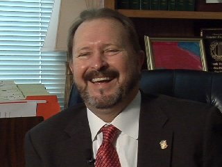 Oklahoma State Senator Randy Bass. News9 Photo.