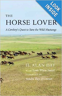 Book Cover: The Horse Lover