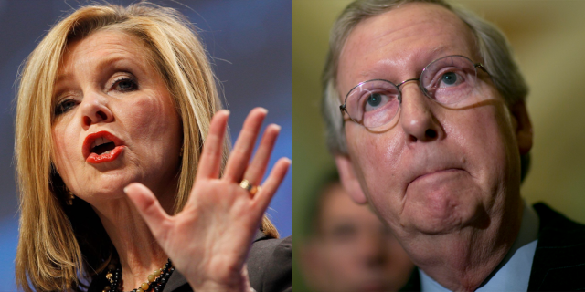 Soring bill advocates blame Blackburn, McConnell for lack of action |  Tuesday's Horse