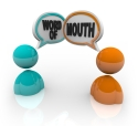 Word of Mouth Marketing artwork.
