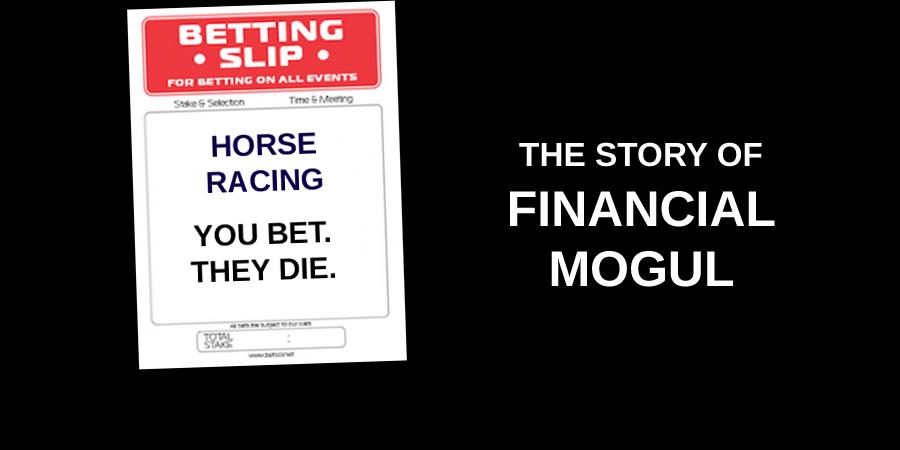 Shedrow Secrets: The vile betrayal of racehorse Financial Mogul