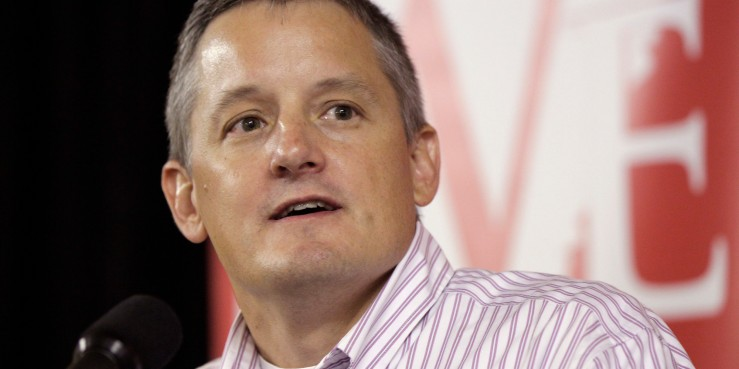 Rep. Bruce Westerman, R-Arkansas  (AP Photo/Danny Johnston)