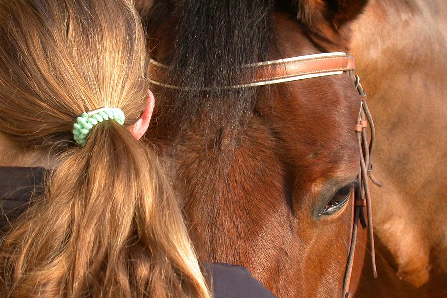 Girl hugging horse. From MirrorMePR. See http://www.mirrormepr.co.uk/unspoken-bond-horse-human/.