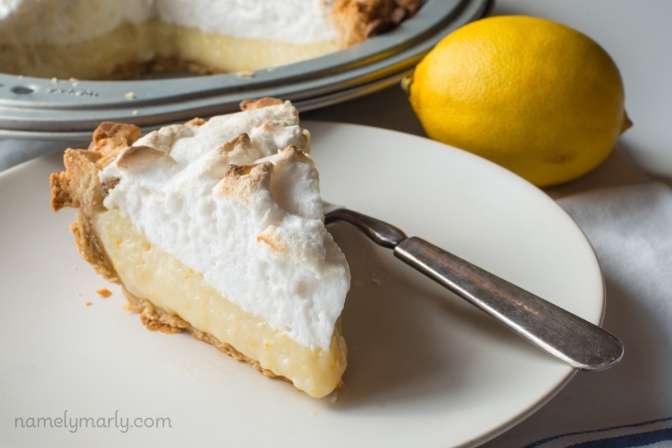 Namely Marley Lemon Meringue Pie