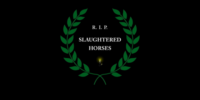 Flashback: Virtual Vigil for Slaughtered Horses