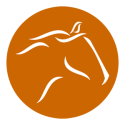 Horse Fund logo by © Vivian Grant Farrell.