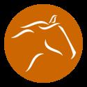 Horse Fund logo by © Vivian Grant Farrell.