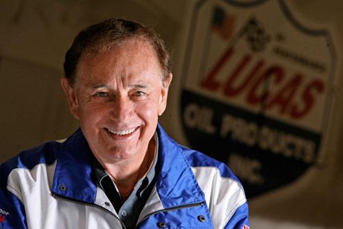 Forrest Lucas. Image: Competitionplus.com.