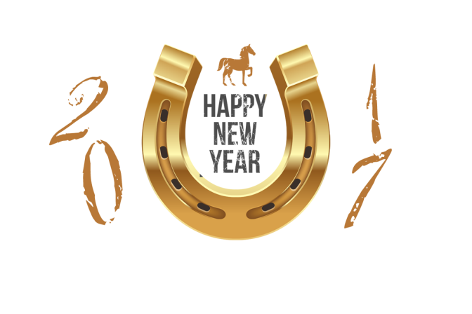 Happy New Year from the Horse Fund