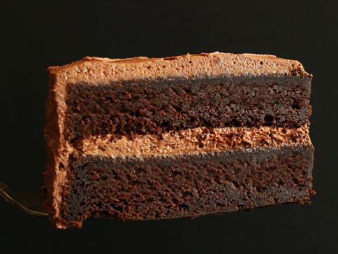 Vegan Chocolate Cake. Minimalist Baker.