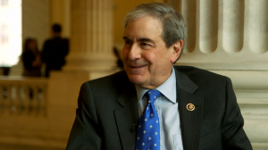 Rep. John Yarmuth (D-KY) representing the 3rd District home to Churchill Downs and the Kentucky Derby. Image: KET.