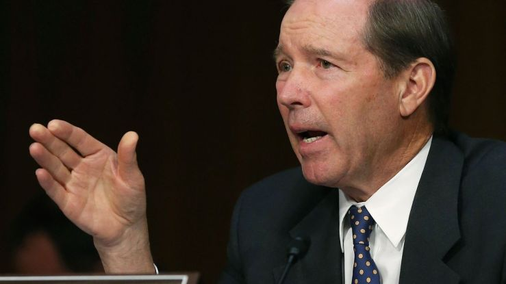 Sen. Tom Udall (D-NM). (Photo: Mark Wilson/Getty Images)