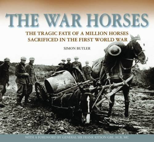 The War Horses book cover..