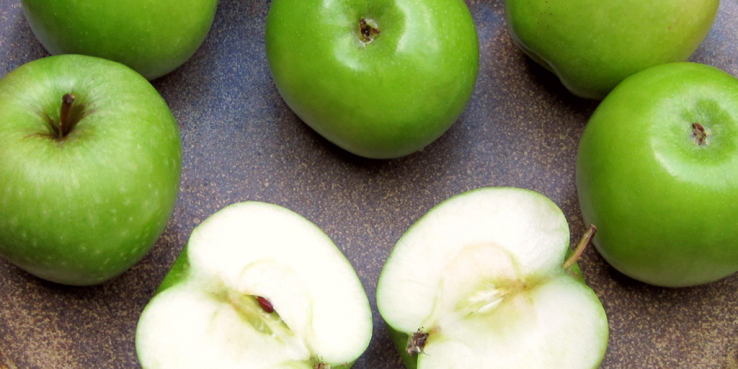 Make a great vegan apple pie with Granny Smith apples.
