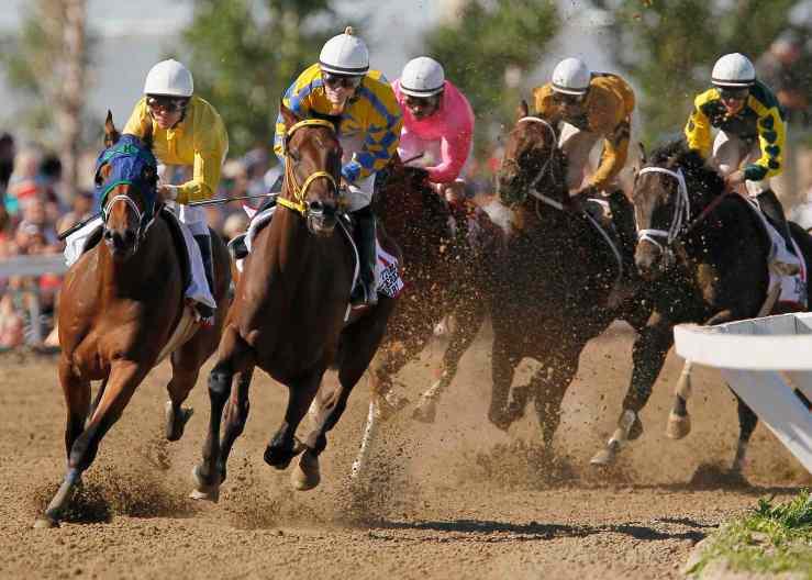 The Manitoba Derby at Assiniboia Derby. John Woods / Winnipeg Free Press.