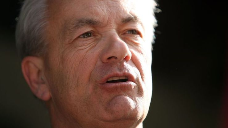 Jerry Hollendorfer. Sky News.