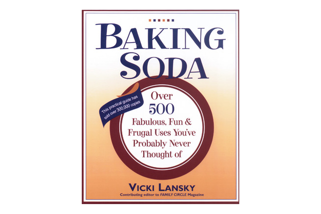 Box of Baking Soda.