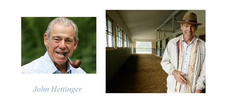 John Hettinger.