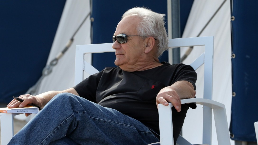 Jerry Hollendorfer racehorse trainer, killer and doper. Racing Post image.
