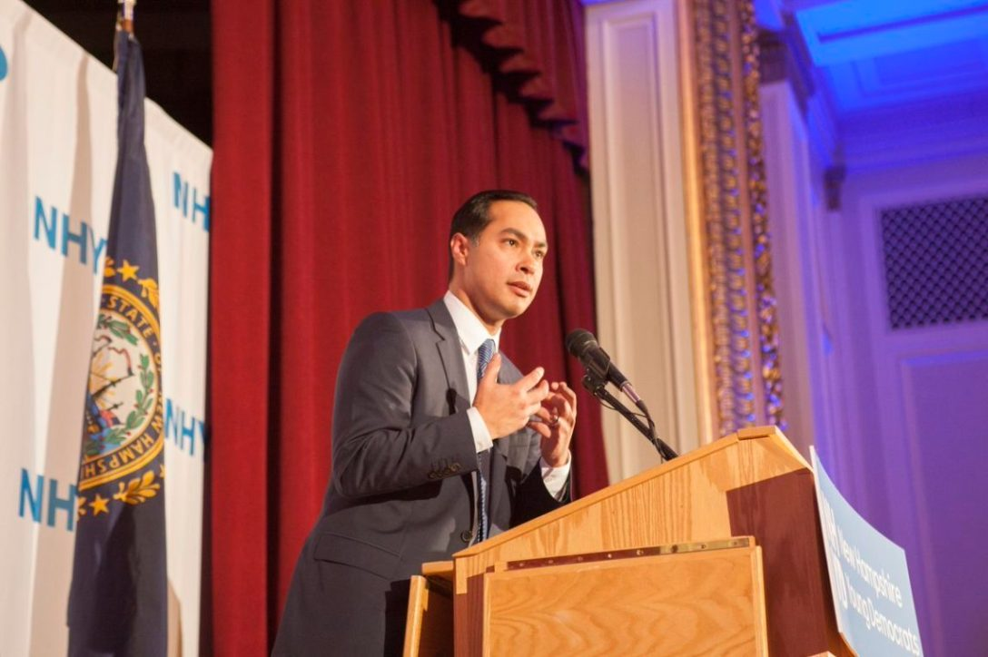 former Obama Secretary of Housing and Urban Development (HUD) and Mayor of San Antonio, Texas, Julián Castro, became the first candidate in the 2020 presidential field to unveil a platform focused on advancing the welfare of animals around the globe, both domestic and wild, raising standards for factory farms, encouraging conservation efforts, including an expansion of U.S. protected lands to 30 percent by 2030 with the goal of 50 percent by 2050.