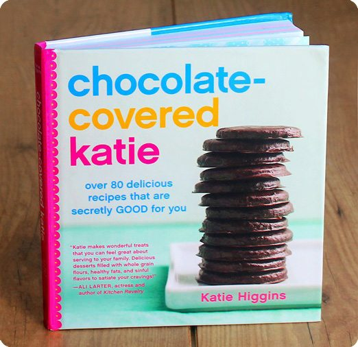 Chocolate Covered Katie Cookbook. Click to buy at Amazon.com.