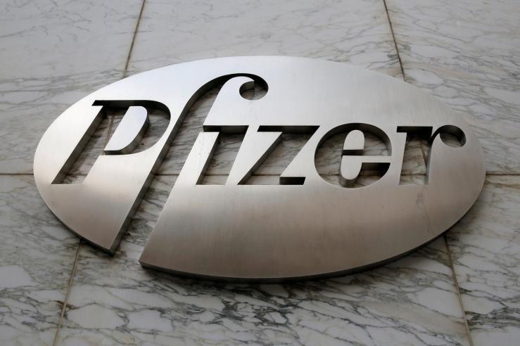 Pfizer logo (uncredited image)